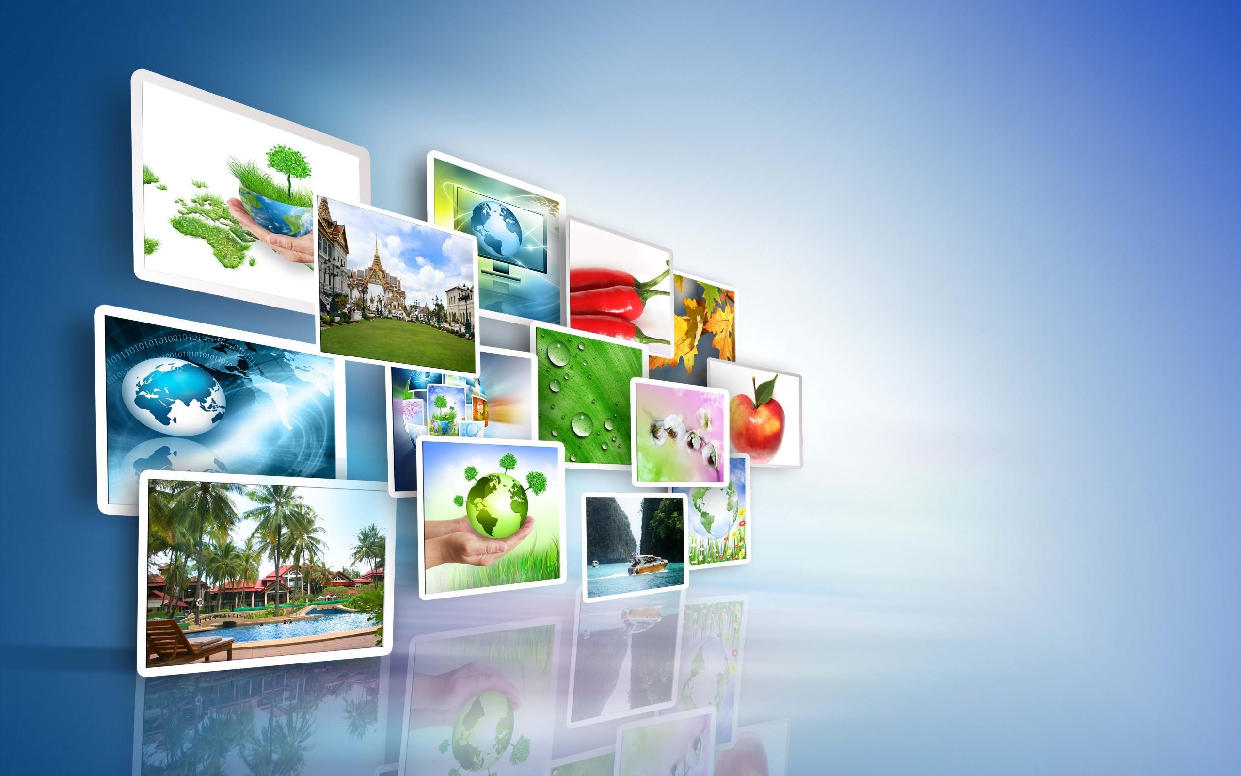 Логотипы и презентации
